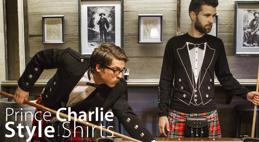 Prince Charlie Shirt