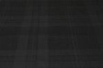 Black Shadow Tartan Pure 13oz wool woven in Scotland