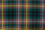 Buchanan Hunting Tartan Pure 16oz wool woven in Scotland