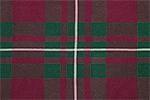 MacGregor Hunting Tartan Pure 16oz wool woven in Scotland