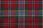 MacLean of Duart 16oz wool woven in Great Britain