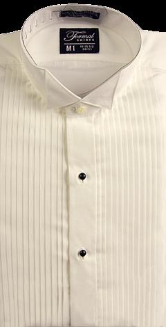 Ivory formal shirt